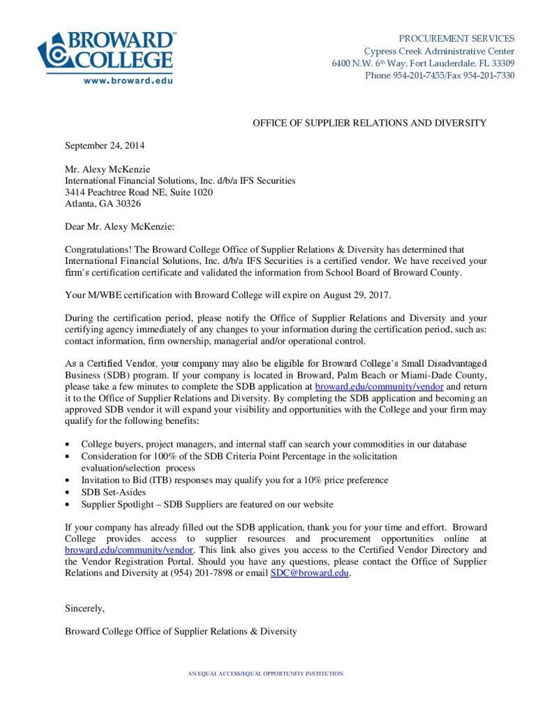 Broward lynda v harris broward college mbe certificate page 001 xflitez Gallery